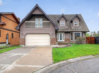 Main Photo: 23 CANOVA Close SW in Calgary: Canyon Meadows Detached for sale : MLS®# C4297272
