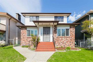 Main Photo: 3133 PARKER STREET in Vancouver: Renfrew VE House for sale (Vancouver East)  : MLS®# R2450926