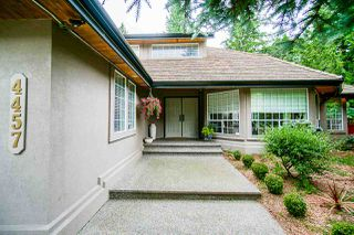 "Photo 1: 4457 196 Street in Surrey: Cloverdale BC House for sale in ""ANDERSON LAKE"" (Cloverdale)  : MLS®# R2497592"