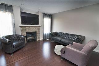 Photo 11: 172 SUMMERSTONE Lane: Sherwood Park House Half Duplex for sale : MLS®# E4216044