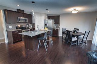 Photo 3: 172 SUMMERSTONE Lane: Sherwood Park House Half Duplex for sale : MLS®# E4216044
