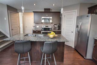 Photo 7: 172 SUMMERSTONE Lane: Sherwood Park House Half Duplex for sale : MLS®# E4216044
