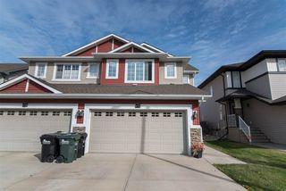 Photo 1: 172 SUMMERSTONE Lane: Sherwood Park House Half Duplex for sale : MLS®# E4216044