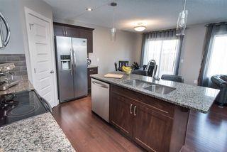 Photo 4: 172 SUMMERSTONE Lane: Sherwood Park House Half Duplex for sale : MLS®# E4216044