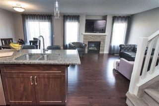 Photo 8: 172 SUMMERSTONE Lane: Sherwood Park House Half Duplex for sale : MLS®# E4216044