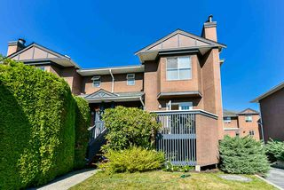 Photo 1: 25 1336 PITT RIVER ROAD in Port Coquitlam: Citadel PQ Townhouse for sale : MLS®# R2491148