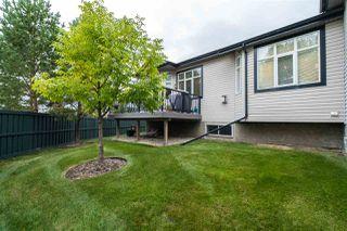 Photo 23: 23 12610 15 Avenue in Edmonton: Zone 55 House Half Duplex for sale : MLS®# E4223159