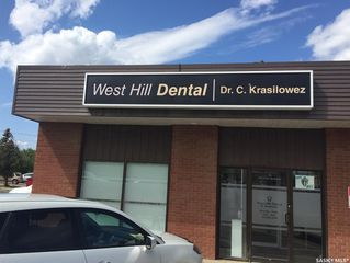Photo 1: 1 150 32nd Street West in Prince Albert: SouthHill Commercial for lease : MLS®# SK838847
