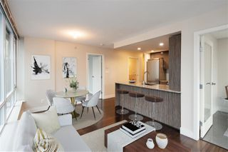"Photo 3: 603 1088 RICHARDS Street in Vancouver: Yaletown Condo for sale in ""Richards Living"" (Vancouver West)  : MLS®# R2528665"
