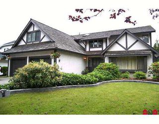 Photo 1: 1924 155TH Street in White_Rock: King George Corridor House for sale (South Surrey White Rock)  : MLS®# F2715778