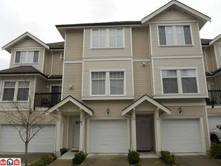 "Photo 1: #35 21535 88th Ave in Langley: Walnut Grove Townhouse for sale in ""Redwood Lane"" : MLS®# F1027917"