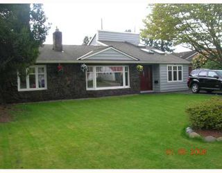 """Photo 1: 1259 PINEWOOD in North_Vancouver: Norgate House for sale in """"NORGATE"""" (North Vancouver)  : MLS®# V706597"""