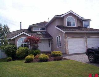 "Main Photo: 12484 63A AV in Surrey: Panorama Ridge House for sale in ""BOUNDARY PARK"" : MLS®# F2516566"
