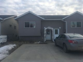 Photo 1: 10307 98 Avenue in Fort St. John: Fort St. John - City SW House 1/2 Duplex for sale (Fort St. John (Zone 60))  : MLS®# R2421767