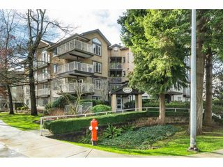 "Photo 2: 406 20288 54 Avenue in Langley: Langley City Condo for sale in ""Langley City"" : MLS®# R2432392"