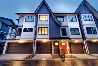 """Photo 1: 214 19451 SUTTON Avenue in Pitt Meadows: South Meadows Townhouse for sale in """"NATURES WALK"""" : MLS®# R2433863"""