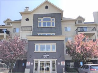 Photo 1: 323 592 HOOKE Road NW in Edmonton: Zone 35 Condo for sale : MLS®# E4186398