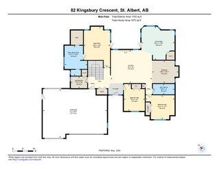 Photo 38: 82 KINGSBURY Crescent: St. Albert House for sale : MLS®# E4197642