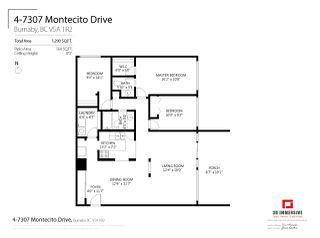 """Photo 2: 4 7307 MONTECITO Drive in Burnaby: Montecito Condo for sale in """"Montecito Villa"""" (Burnaby North)  : MLS®# R2463578"""