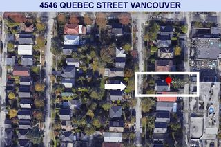Photo 36: 4546 QUEBEC Street in Vancouver: Main House for sale (Vancouver East)  : MLS®# R2506647
