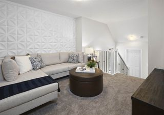 Photo 10: 7164 Edgemont Way in Edmonton: Zone 57 House Half Duplex for sale : MLS®# E4217372