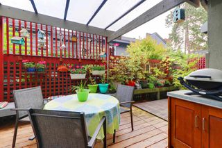 Photo 14: 1805 GREER Avenue in Vancouver: Kitsilano Townhouse for sale (Vancouver West)  : MLS®# R2512434