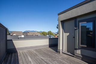 Photo 6: 1805 GREER Avenue in Vancouver: Kitsilano Townhouse for sale (Vancouver West)  : MLS®# R2512434