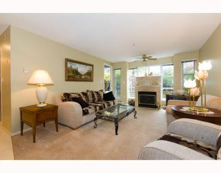 "Photo 3: 101 8728 MARINE Drive in Vancouver: Marpole Condo for sale in ""RIVERVIEW COURT"" (Vancouver West)  : MLS®# V794426"
