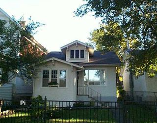 Photo 1: 249 MACHRAY Avenue in Winnipeg: North End Single Family Detached for sale (North West Winnipeg)  : MLS®# 2615849