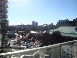 Photo 7: 603 708 Burdett Avenue in VICTORIA: Vi Downtown Condo Apartment for sale (Victoria)  : MLS®# 288509