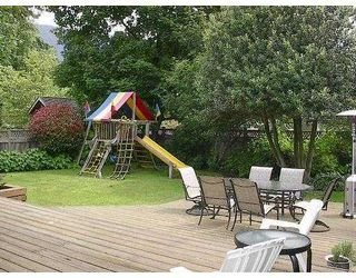 """Photo 8: 1273 ELDON Road in North_Vancouver: Canyon Heights NV House for sale in """"FAIRFIELD ESTATES"""" (North Vancouver)  : MLS®# V660814"""