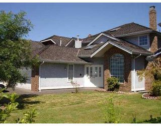 """Photo 1: 9811 KILBY Drive in Richmond: West Cambie House for sale in """"THE OAKS"""" : MLS®# V664918"""