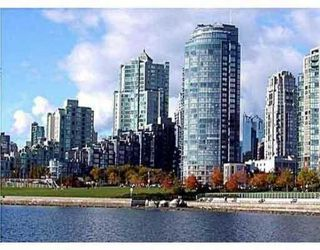 """Photo 1: 805 388 DRAKE Street in Vancouver: Downtown VW Condo for sale in """"GOVERNORS TOWER"""" (Vancouver West)  : MLS®# V681137"""