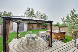 Photo 27: 40 NORELLE Terrace: St. Albert House for sale : MLS®# E4172740