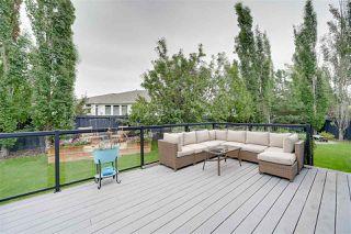 Photo 33: 2829 TERWILLEGAR Wynd in Edmonton: Zone 14 House for sale : MLS®# E4179970