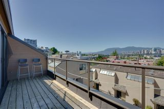 "Photo 7: 10 1214 W 7TH Avenue in Vancouver: Fairview VW Townhouse for sale in ""Marvista Courts"" (Vancouver West)  : MLS®# R2481604"