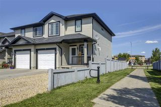 Photo 1: 9 REED Court: Fort Saskatchewan House Half Duplex for sale : MLS®# E4211366