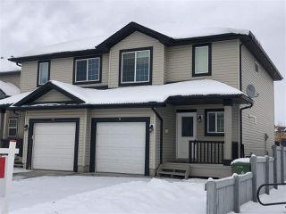 Photo 1: 9 REED Court: Fort Saskatchewan House Half Duplex for sale : MLS®# E4211366