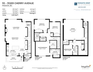 """Photo 2: 55 33209 CHERRY Avenue in Mission: Mission BC Townhouse for sale in """"58 on Cherry Hill"""" : MLS®# R2499621"""