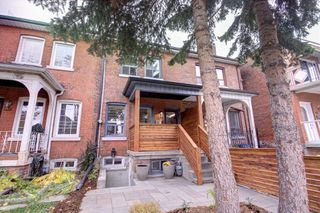 Photo 1: 110 Armstrong Avenue in Toronto: Dovercourt-Wallace Emerson-Junction House (2-Storey) for sale (Toronto W02)  : MLS®# W4970076