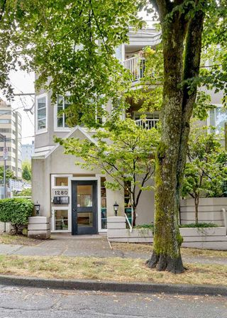 """Photo 28: 103 1280 NICOLA Street in Vancouver: West End VW Condo for sale in """"LINDEN HOUSE"""" (Vancouver West)  : MLS®# R2515238"""