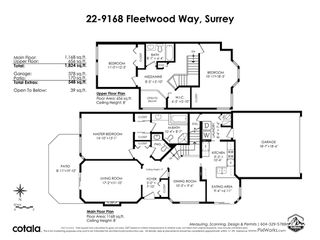"Photo 40: 22 9168 FLEETWOOD Way in Surrey: Fleetwood Tynehead Townhouse for sale in ""The Fountains"" : MLS®# R2518804"