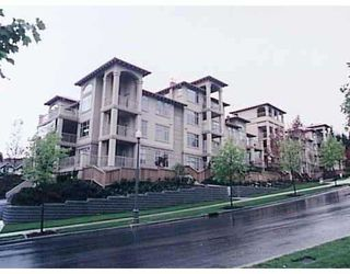 "Photo 1: 106 3176 PLATEAU Boulevard in Coquitlam: Westwood Plateau Condo for sale in ""THE TUSCANY"" : MLS®# V650497"