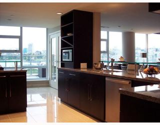 """Photo 8: 501 633 KINGHORNE MEWS BB in Vancouver: False Creek North Condo for sale in """"ICON II"""" (Vancouver West)  : MLS®# V697625"""