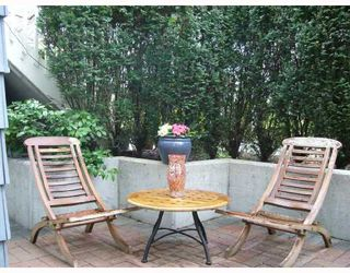 "Photo 3: 106 675 W 7TH Avenue in Vancouver: Fairview VW Condo for sale in ""THE IVY'S"" (Vancouver West)  : MLS®# V697927"