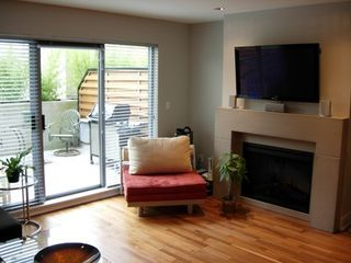 Photo 6: 1466 ARBUTUS Street in Vancouver: Kitsilano Townhouse for sale (Vancouver West)  : MLS®# V699032