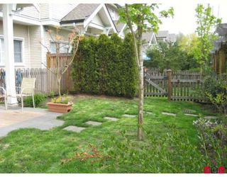 """Photo 10: 43 21535 88TH Avenue in Langley: Walnut Grove Townhouse for sale in """"Redwood Lane"""" : MLS®# F2813075"""