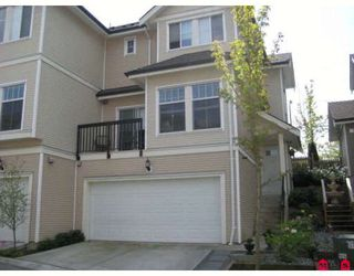 """Photo 1: 43 21535 88TH Avenue in Langley: Walnut Grove Townhouse for sale in """"Redwood Lane"""" : MLS®# F2813075"""