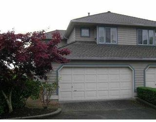 Photo 1: # 47 920 CITADEL DR in Port Coquitlam: Condo for sale : MLS®# V740587