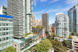 "Photo 4: 1108 822 SEYMOUR Street in Vancouver: Downtown VW Condo for sale in ""L'ARIA"" (Vancouver West)  : MLS®# R2393856"